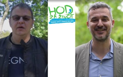 (VIDEO) I Marijan Ban i Nino Raspudić pozivaju na Hod za život!