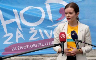 Hod za život u Zagrebu u subotu, 27.6.: 'Za zaštitu svakoga života – bez diskriminacije!'