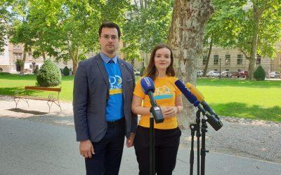 Zagreb: Najmasovnija manifestacija u RH odgađa se zbog sve većeg broja zaraženih koronavirusom