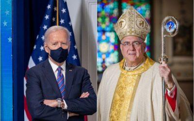 Lijevo-liberalne udruge pokušavaju smijeniti američkog nadbiskupa s čela pro-life odbora zbog kritike Bidenovog zagovaranja pobačaja