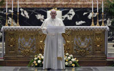 Papa jasan: Pobačaj je ubojstvo čovjeka, brak je zajednica između žene i muškarca